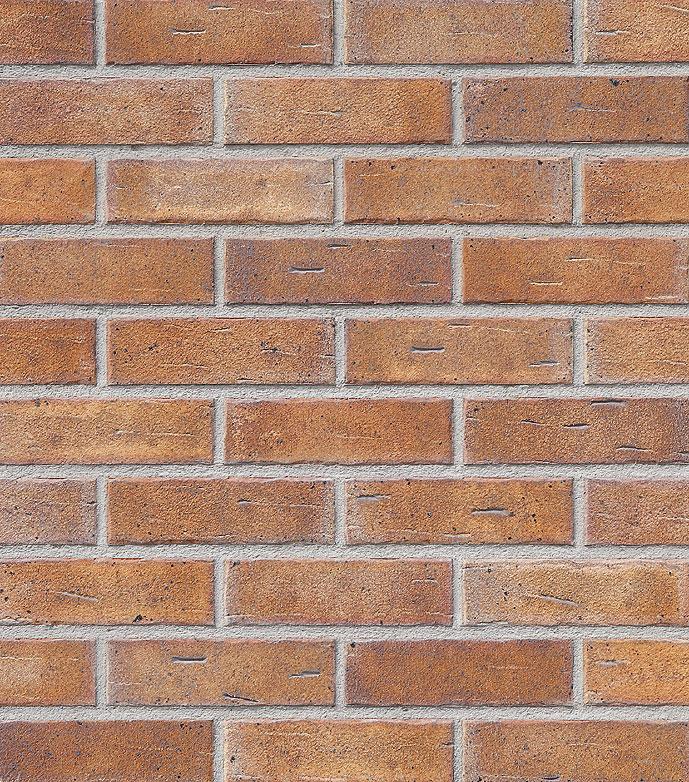 клинкерная плитка Aarhus blau-bunt