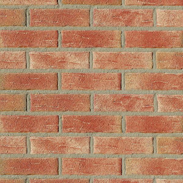клинкерная плитка Aarhus rot-bunt