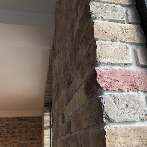 Плитка под кирпич в стиле лофт Сестра