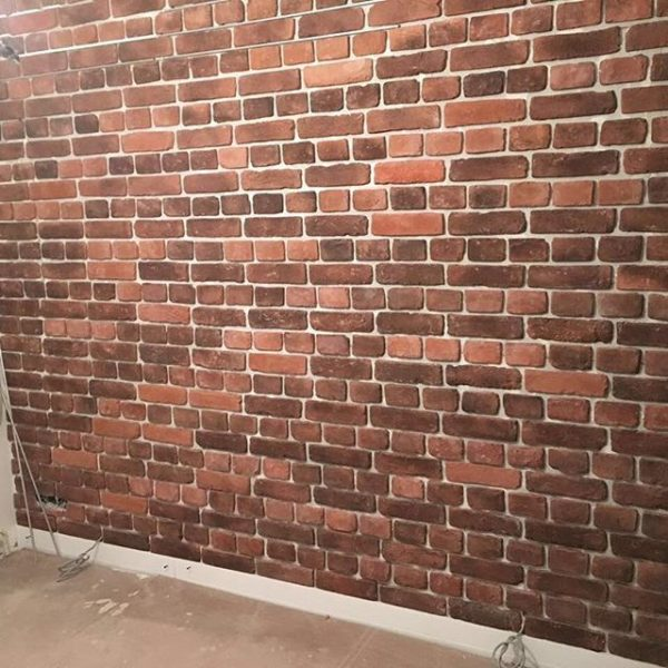 Плитка под кирпич в стиле лофт Охта
