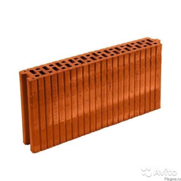 керамический блок Поромакс-120