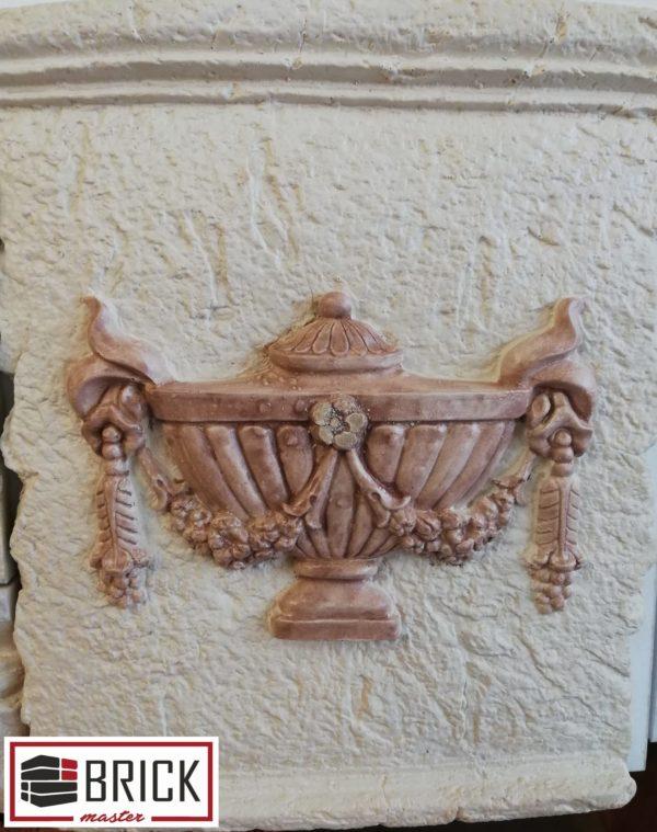 Гипсовый декоративный камень Каменная груда