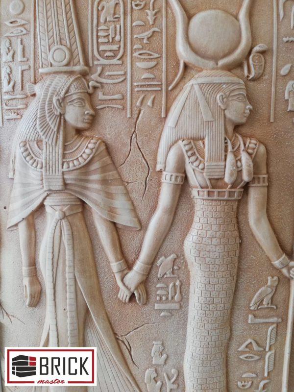 Гипсовый декоративный камень Египет