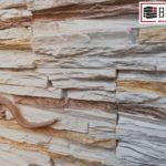 Гипсовый декоративный камень Каньон