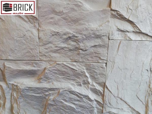 Гипсовый декоративный камень Сланец Сибирский