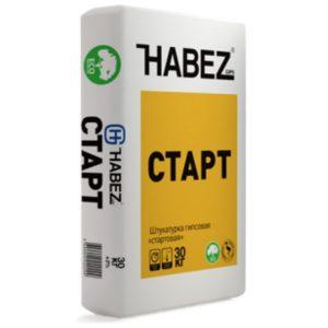 Стартовая гипсовая штукатурка Хабез - СТАРТ