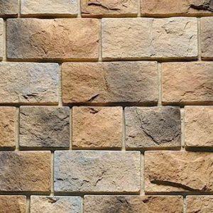 Искусственный камень Старая крепость 6408