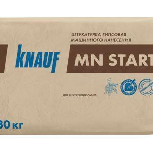 Гипсовая штукатурка КНАУФ-МН СТАРТ