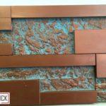 Flat stone Bronze